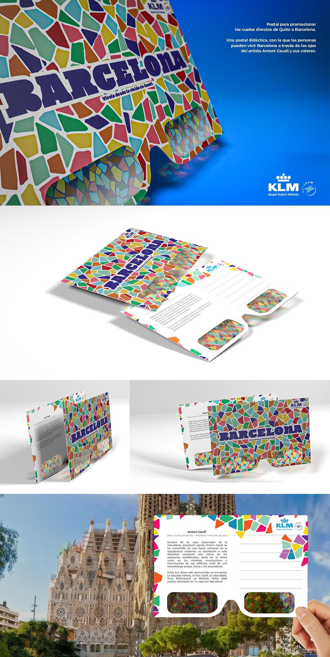 postcard-design-klm